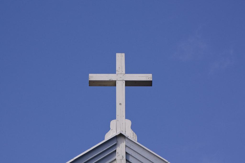 Wooden Church Cross   Cross on old wooden church in Sandvika…   André  Rakvåg   Flickr