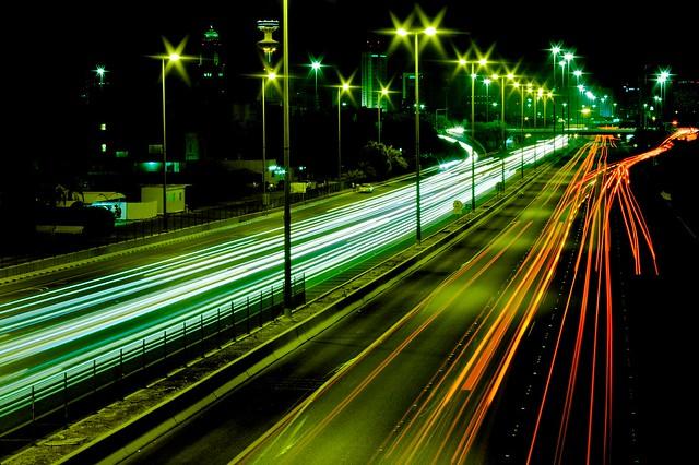 Kuwait night vision - تصوير عبدالعزيز جوهر حيات