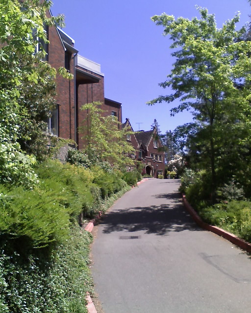 Gracemont and Wissner Hall, The Bush School, Seattle