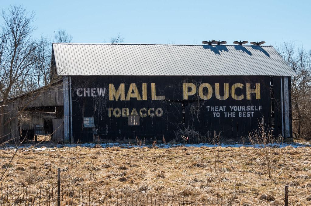 Mail Pouch Tobacco Barn   Sara   Flickr