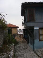 Old town of Plovdiv / Старият Пловдив