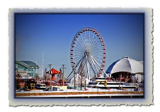 Ferris Wheel - Navy Pier, Chicago | by CME FISH