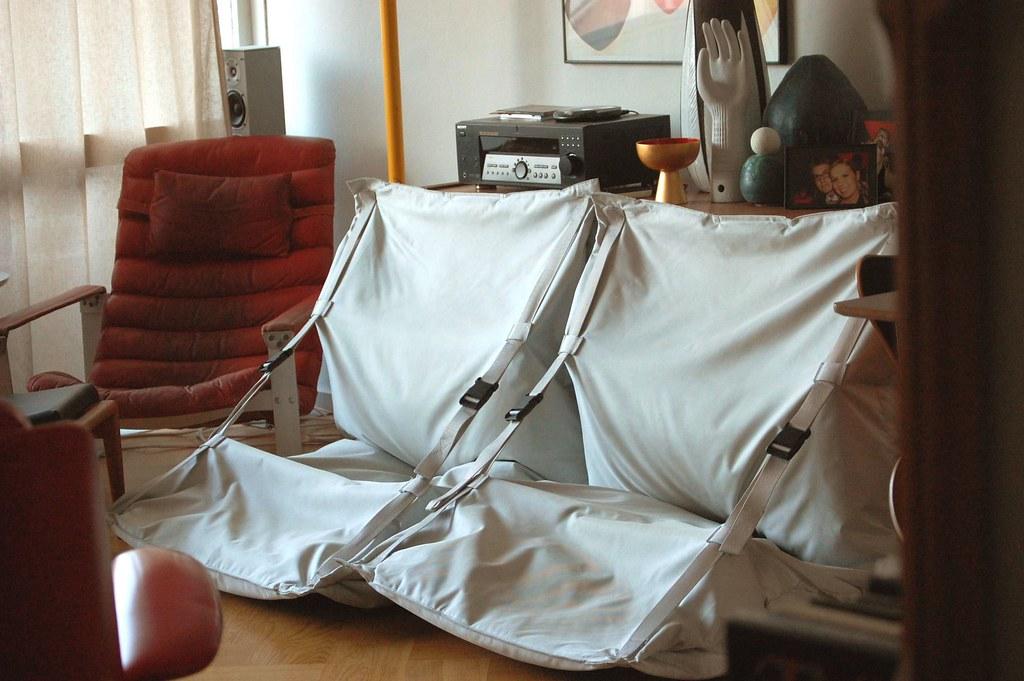 Ilkka Suppanen airbag chairs