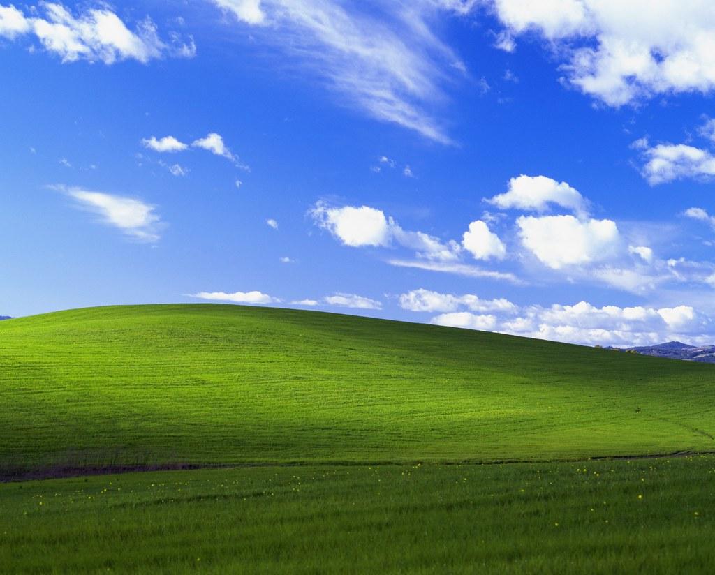 Windows XP Bliss