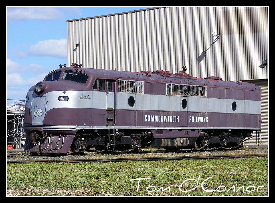 GM1 by Tom O'Connor.