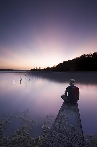 selfportrait sunrise landscape autoportrait leverdesoleil hilife lowepro guyane frenchguiana canonef1740mmf4l roura guyanefrançaise singhray loitiere wallybadarou flipside300 erickloitière erickl