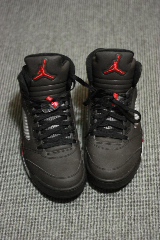 check out faaf8 2f645 ... Nike Air Jordan 5 Raging Bull (3M)   by chrishimself