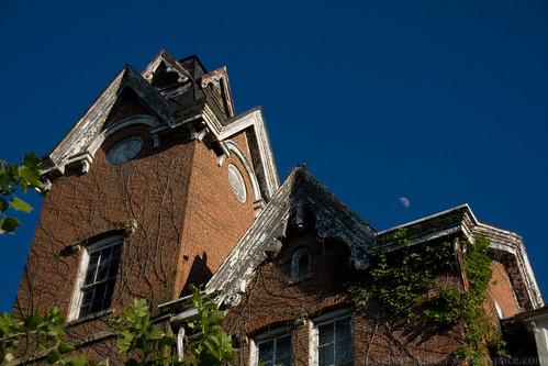 ohio brick creepy mtvernon sanitarium