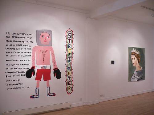 New Figurative Realism, 2006 | Clapham Art Gallery, London