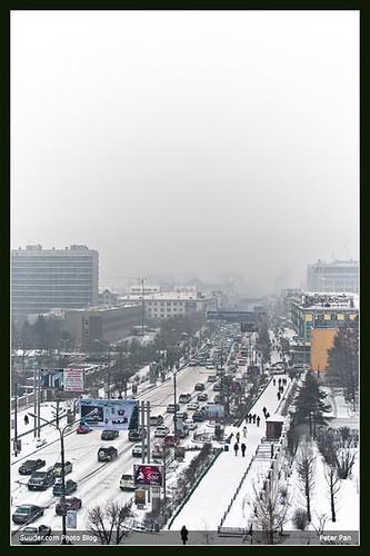 winter | by Ankhbayar Tumurbaatar