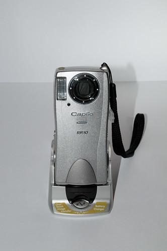 Ricoh Caplio RR10 - 2001