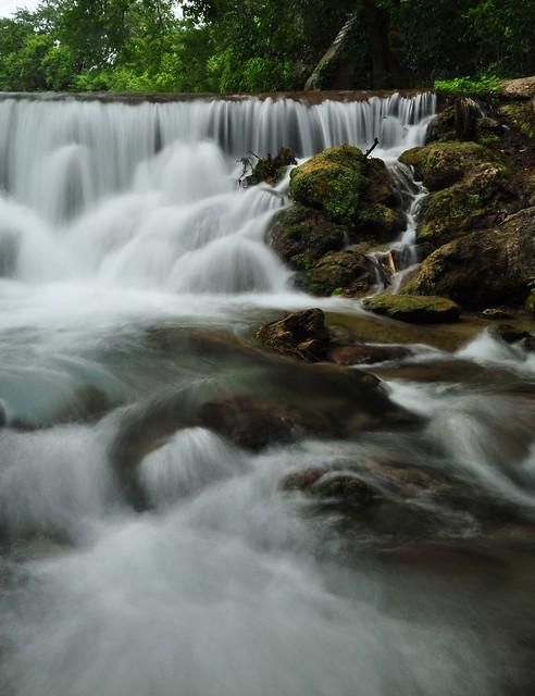 Silky falls