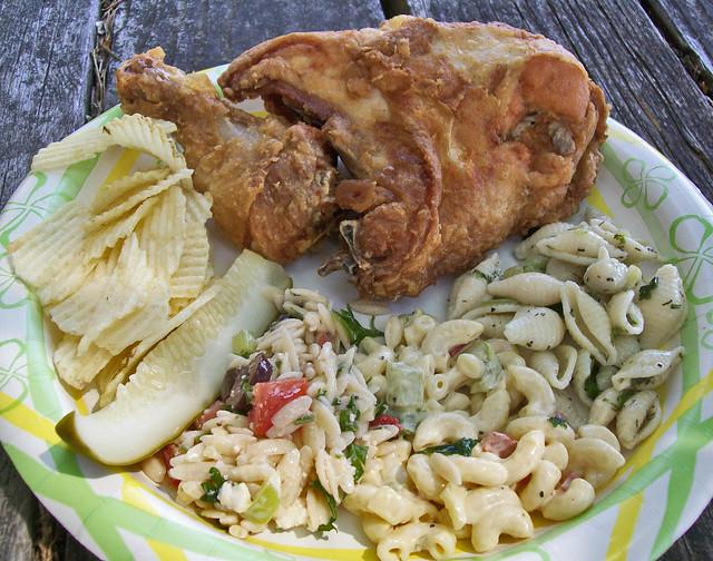 Fried Chicken Picnic
