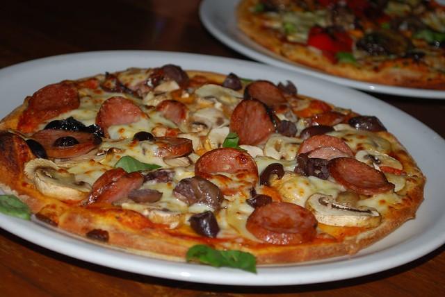 Italian Sausage Pizza - Sugo AUD16.90