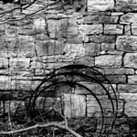Barn Stone Wall