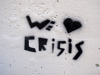 We Love Crisis   by Daquella manera