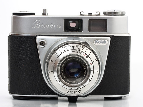 Camerapedia: Kodak Retinette 1A | by the other Martin Taylor