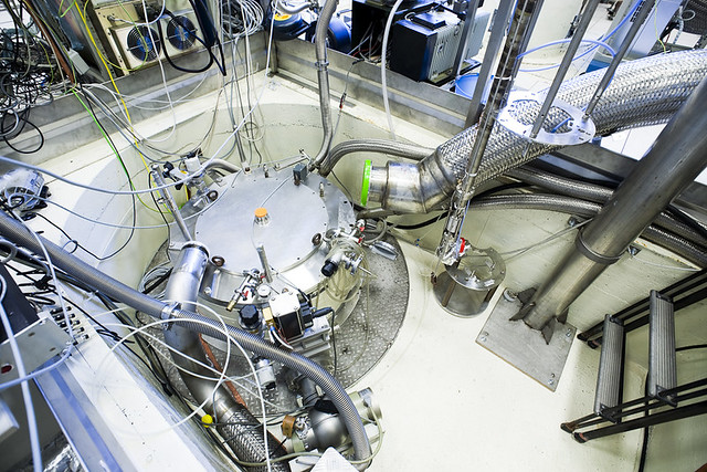 The nicecell cavity cryostat at INFN-LNL