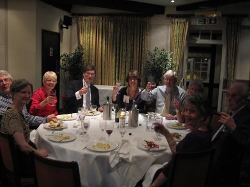 15th Anniversary Dinner