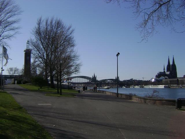 Rheinpark, Colonia, Alemania/Cologne, Germany' 11 - www.meEncantaViajar.com