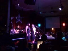 The Stolen Sweets - awesome harmony group - performing @TonyStarlights | by wajiii
