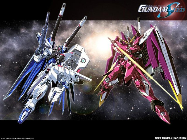 Freedom And Justice Gundam Wallpaper Freedom And Justice G