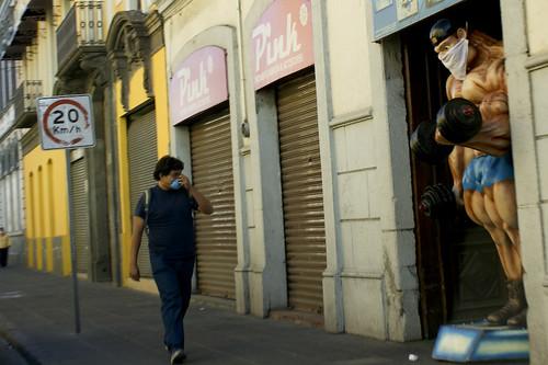 Influenza Puebla