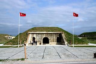090423139c Çanakkale - Kilitbahir - Namazgah Tabyası