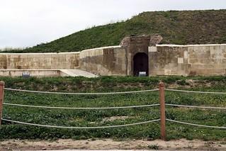 090423105c Çanakkale - Kilitbahir - Namazgah Tabyası