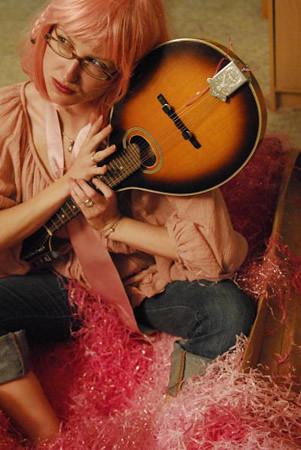Pink Mandolin