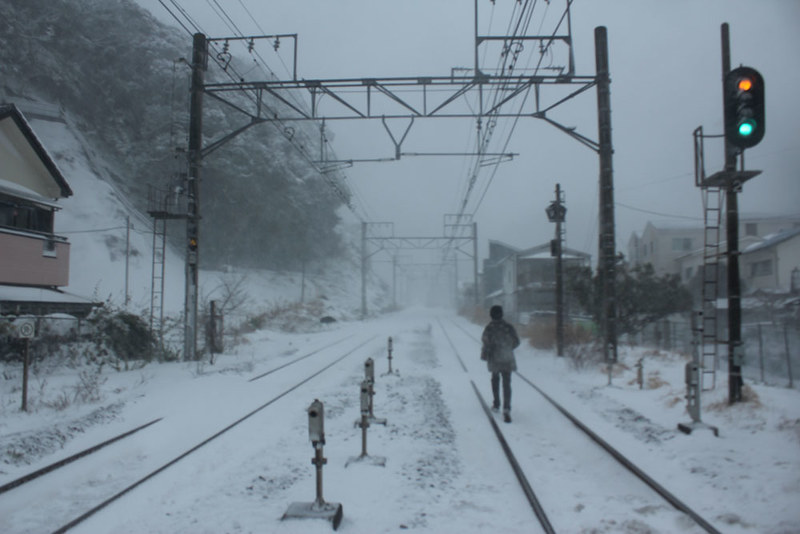 雪の鎌倉_58