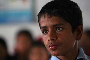 Boy at Shreeshitalacom Lower Secondary School. Kaski, Nepal | by World Bank Photo Collection