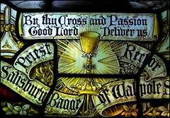 By thy Cross and Passion Good Lord Deliver Us, 1892