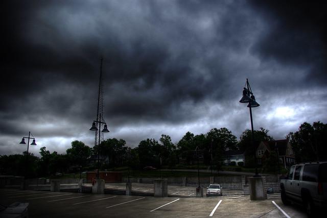 Curb Parking Garage, Belmont University, Nashville, TN