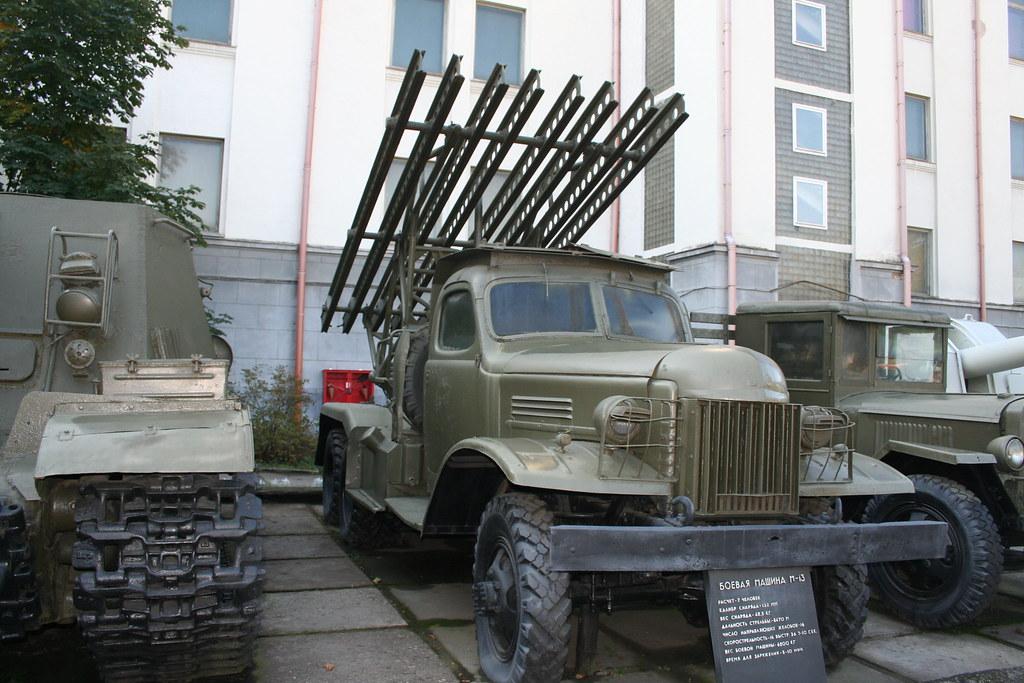 Kaćuša BM-13, Katyusha rocket launcher | Postwar Katyusha on