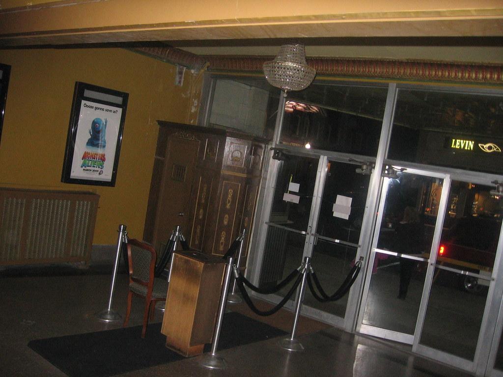 Hoosier Theater Lobby James Schuster Flickr
