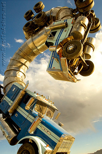 Burning Man 2007 Big Rig Jig detail burningman 07