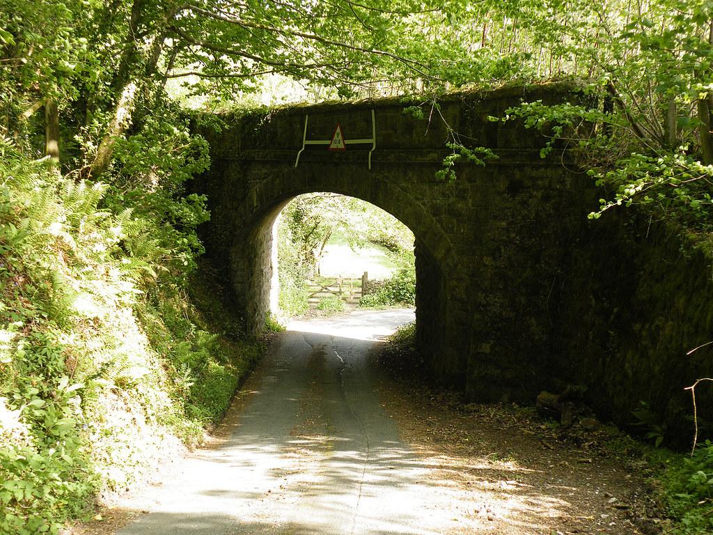 Low Bridge nr Lustleigh, Newton Abbot, Devon