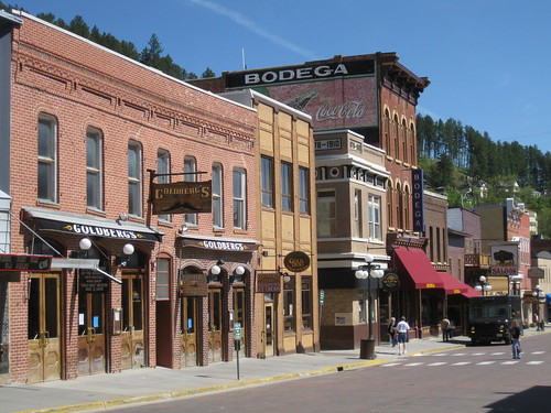 Main Street Deadwood, SD | by puroticorico