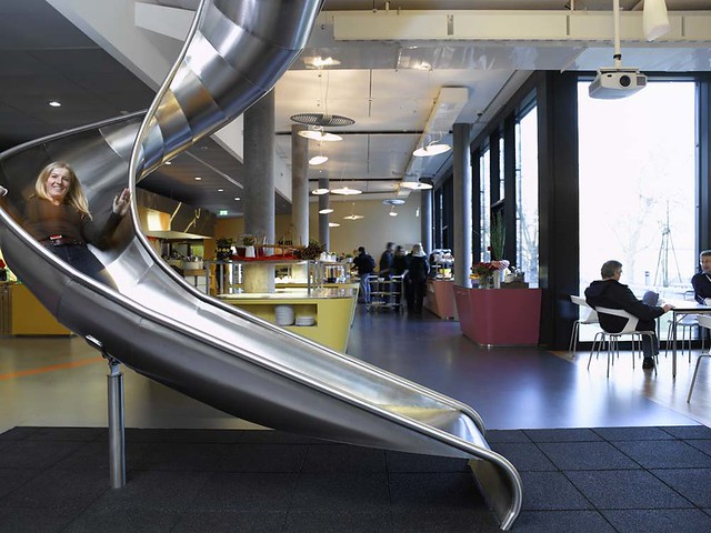 Google EMEA Engineering Hub, Zurich