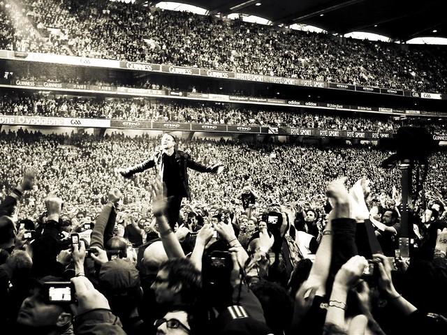 U2 - Croke Park - Dublin - 27 July 2009