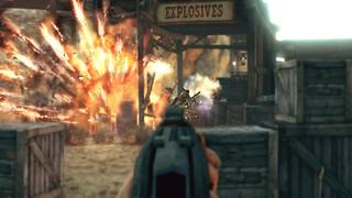 Call of Juarez Bound in Blood screenshots | by gamesweasel