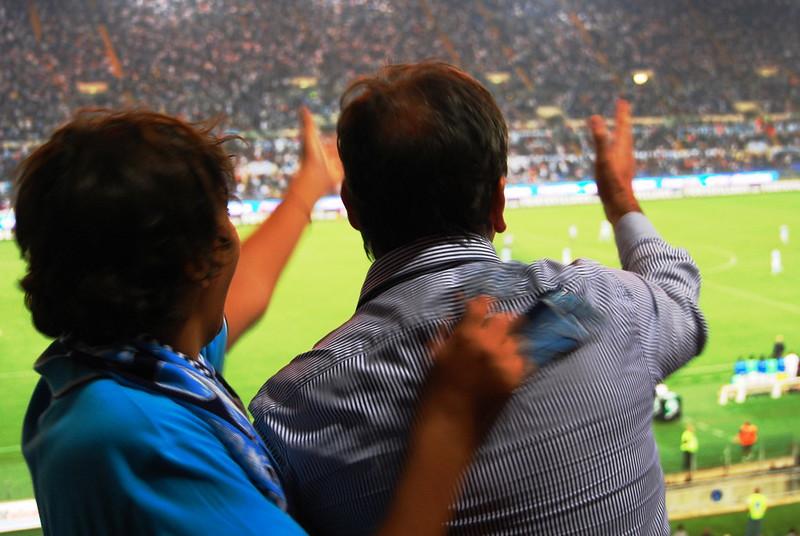 Italian soccer passion