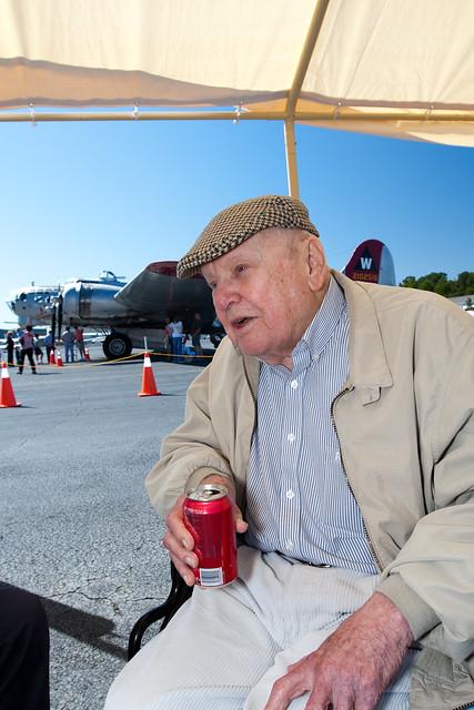 Jimmy (W4VRX) Fitzpatrick, B-17 Pilot