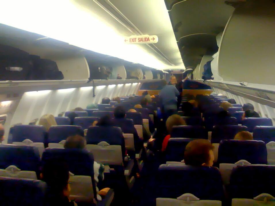 SWA1588 - Seat 14D