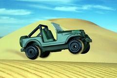 Hot Wheels Roll Patrol Jeep CJ | by HaarFager (Pro)