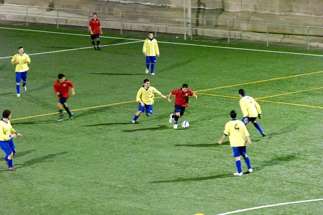 L1041390 - Futbol a Fort Pienc