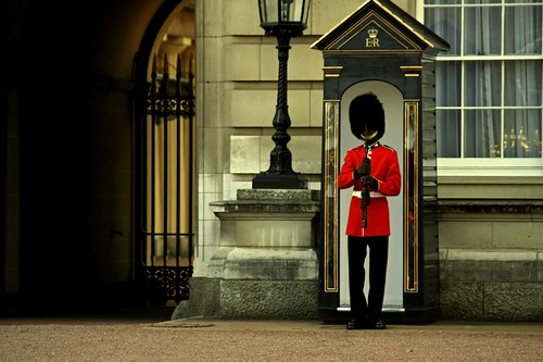 ER Guard at Buckingham Palace | by Soroll