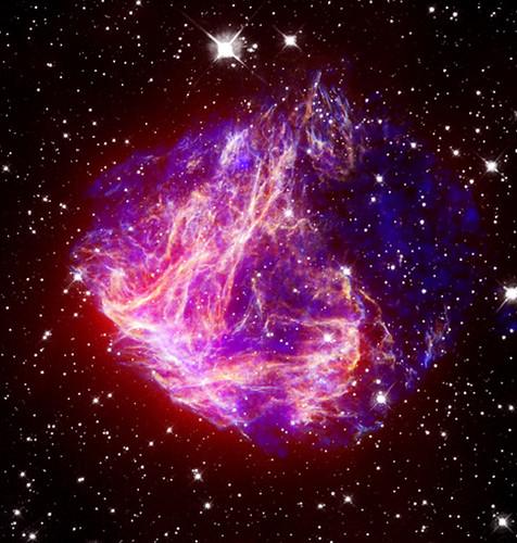 Supernova N49 (NASA, Chandra, 11/29/2006)