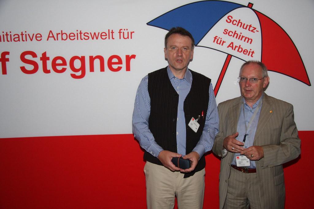 Jürgen Weber & Wolfgang Mädel